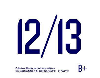 Logotypes & Marks 2012 — 2013