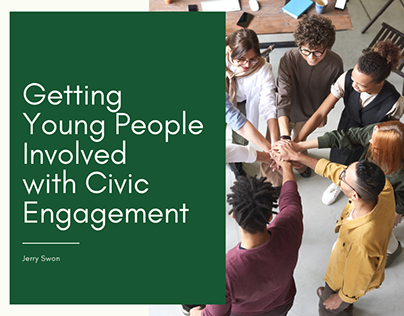 Getting Young People Involved with Civic Engagement