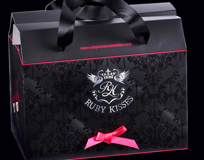 RUBY KISSES: Advertising, Packaging, POP