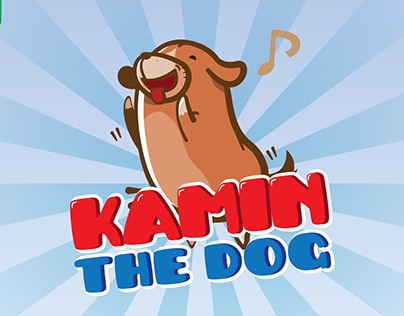 #linecreatorsticker : Kamin - the dog