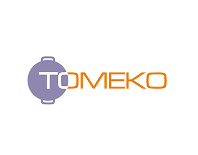 Tomeko 15th anniversary logo
