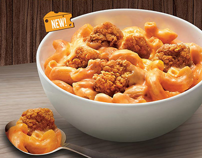 KFC Mac and Cheese