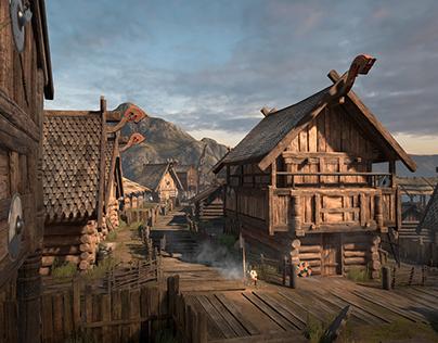 Viking Village (Sound Design, Mixing & Composition)