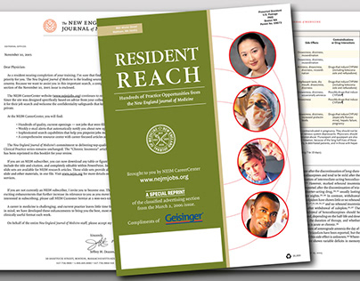 Resident Reach periodical