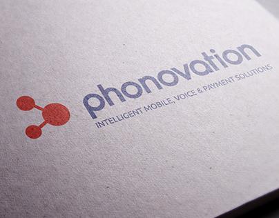 Phonovation Ltd. Web Portal Design