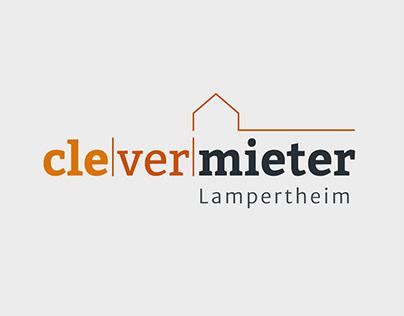 Clevermieter – Logo und Print