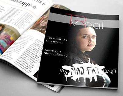 TvReal / Rivista Serie Tv