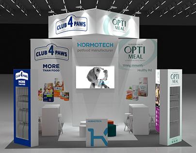 EXPO for Kormotech, Italy
