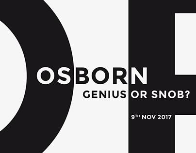 OSBORN'S CHECKLIST