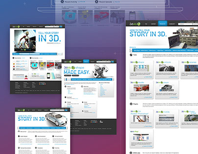 Web Design 2009-2014