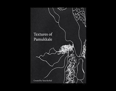 Textures of Pamukkale