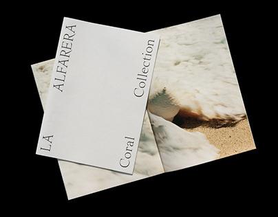 LA ALFARERA - Coral Collection