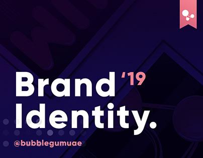 Bubblegum — Logo & Brand Identity