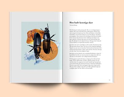 Om brev funnes - book