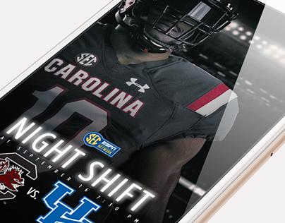 Night Shift graphic