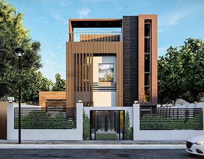Residential Building- saudi arabia- Buraydah