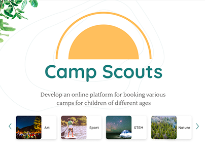 Camp scouts
