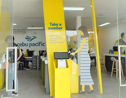Cebu Pacific Ticketing Office