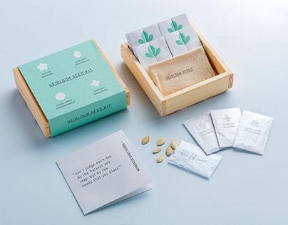 Packet PVD Branding & Packaging