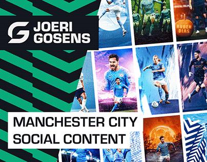 Manchester City - Social Media Content