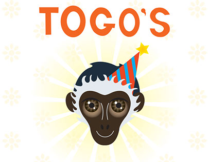 Picture Book Illustration - Togo's Birthday