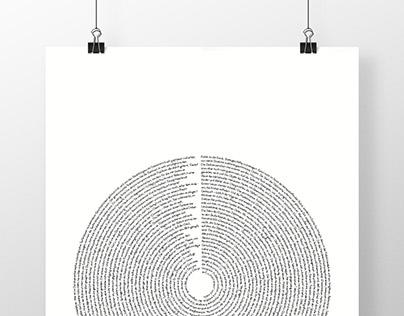 Experimental Poster Design