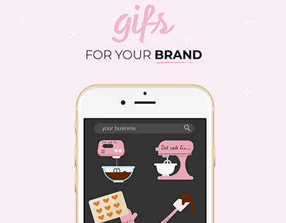 Capture the attention of your viewers with BRAND GIFS