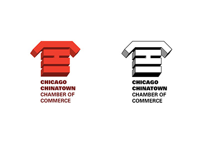 Graphic Design | Mark Redesign for Chicago Chinatown