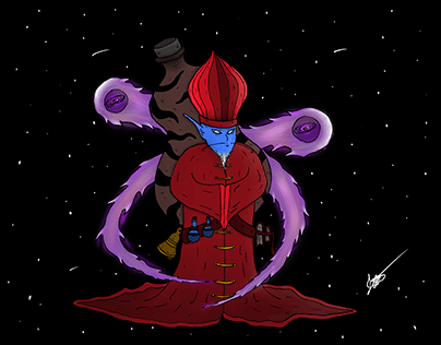 Space Monk.