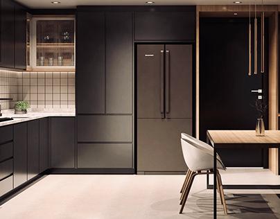 Cozinha Noir