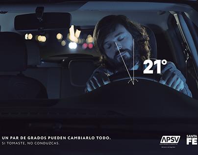 """APSV Gobierno de Santa Fe """"Grados"""" (gráficas)"""