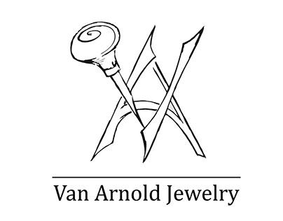 "Logo Design for ""Van Arnold Jewelry"" workshop"