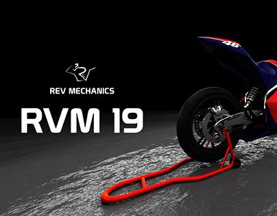 RVM 19   Rev Mechanics