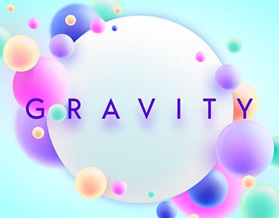 Gradient Gravity