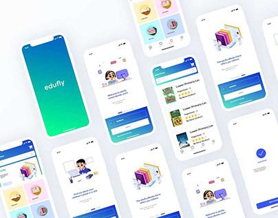 Free eBook Store UI Kit (XD)