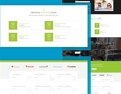 CoopBank | Financial, Banking & Credits WordPress Theme