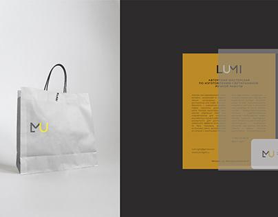 LUMI| Светильники ручной работы