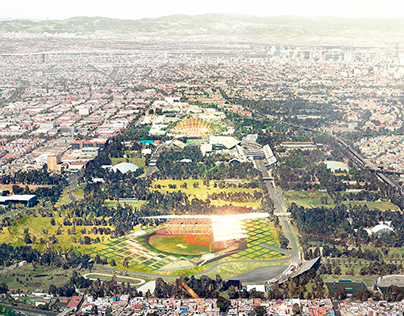 JAHN - Diablos Baseball Stadium