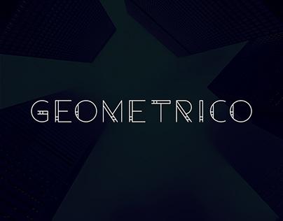 Geometrico - Free Font