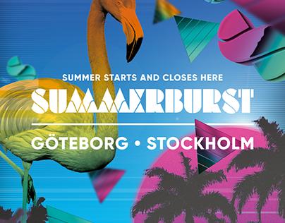 Summerburst 2019 | Graphic Profile