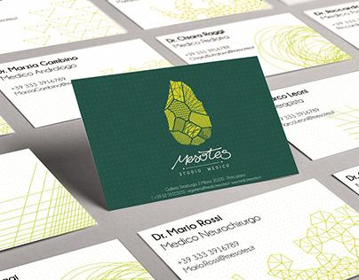 Branding - Studio Mesotes