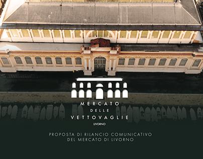 Proposta di rilancio comunicativo - Mercato di Livorno