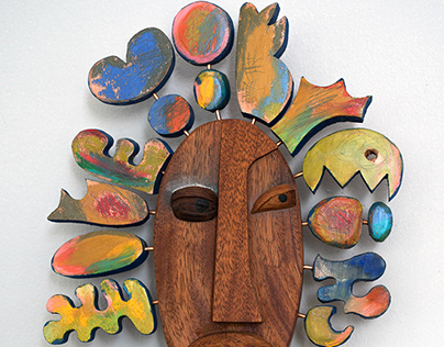 Figurative Wood Constructions