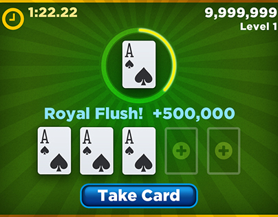 Poker Mobile Game