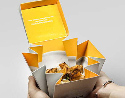 CRÉMELIN Rice-box packaging