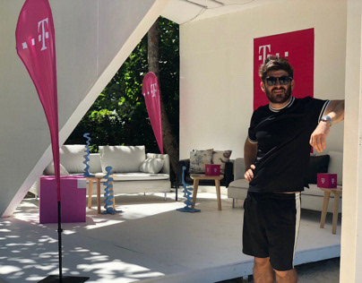 Emre Ezelli / T-Mobile Branding at Dominican Republic