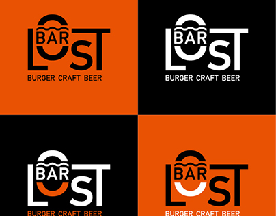 LOGO for Lost Bar