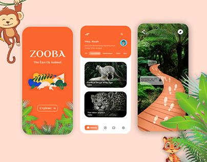 zooba | zoo guide app