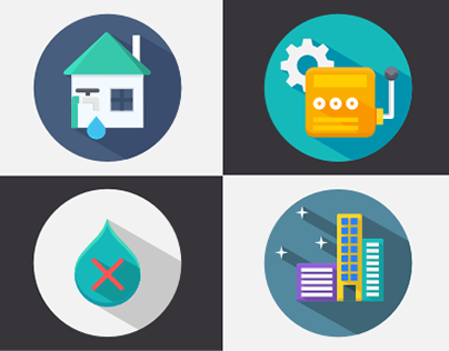 Smart City Iconset