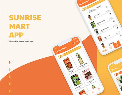 Sunrise Mart App
